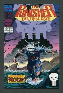 Punisher #56 / 7.5 VFN-  December 1991