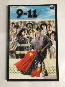 Tribute 9-11 September 11h 2001 Volume 2 Alex Ross Nm Near Mint Tpb Sc Dc Comics