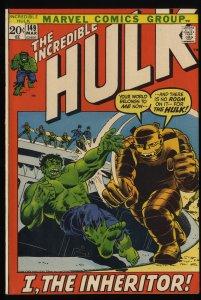 Incredible Hulk (1968) #149 VF 8.0 Marvel Comics