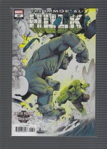 Immortal Hulk #47 Variant