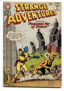 Strange Adventures #146 1962- DC Sci-Fi comic book
