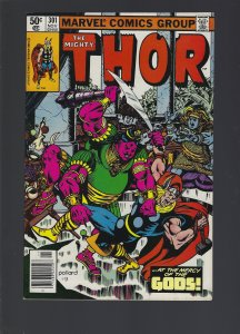 Thor #301 (1980)