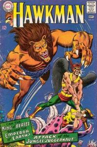 Hawkman (1964 series) #21, VG+ (Stock photo)