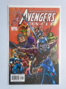 Avengers Finale #1, DIRECT EDITION, 8.0/VF, (2005)