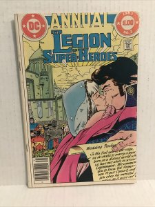 Legion Of Super Heroes Annual #2