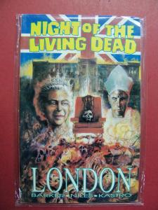 NIGHT OF THE LIVING DEAD, LONDON, #1 (VF/NM 9.0 OR BETTER) FANTACO ENTERPRISES