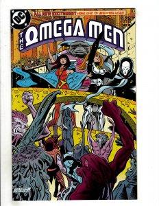 The Omega Men #8 (1983) SR17