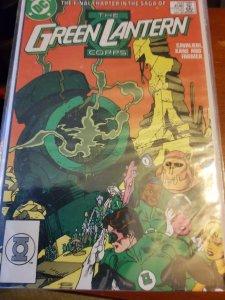 The Green Lantern Corps #224 (1988)