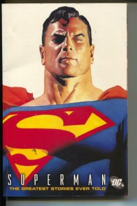 Superman: The Greatest Stories Ever Told-Jerry Siegel-TPB-trade
