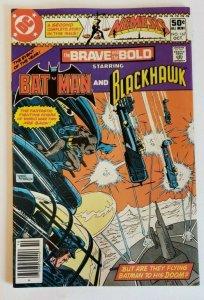 Brave and the Bold #167 (1980) VF/NM 9.0 Batman & Blackhawk