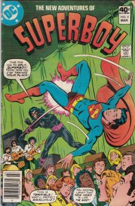 DC Comics! Superboy! Issue 3!