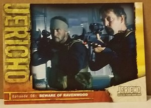 2007 Jericho Season One #37