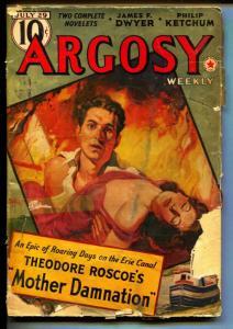 Argosy-Pulp-7/29/1939-Robert Neal Leath-Francis Gott