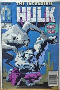 The Incredible Hulk #362 (1989)