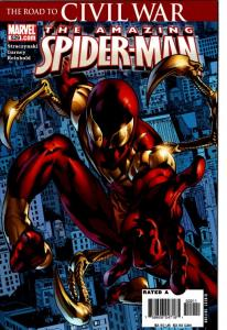 AMAZING SPIDER MAN #529 NEAR MINT $20.00