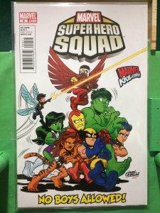 Marvel Super Hero Squad #9