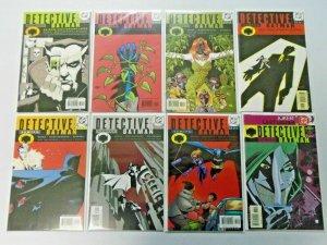 Detective Comics lot #750 to #799 - 26 different books - 8.0 - 2000