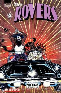 Rovers, The #4 VF/NM; Malibu | save on shipping - details inside