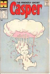 CASPER  (1958-    ) 10 VG June 1959 COMICS BOOK