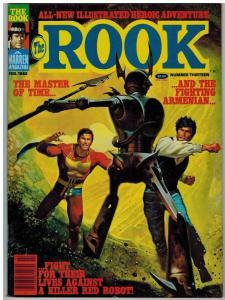 ROOK (1979-1982 WARREN) 13 FN+ Elias, Severin,Bermejo