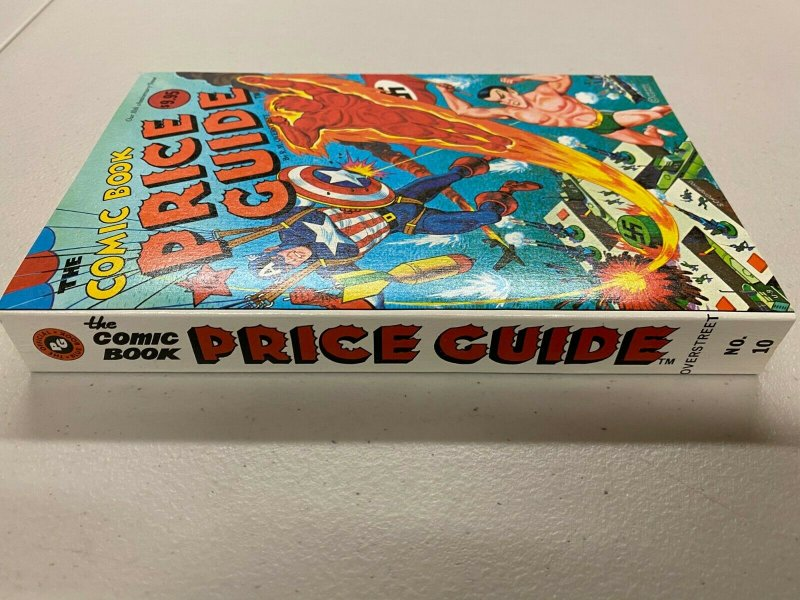 The Comic Book Price Guide #10 Softcover 8.0 VF (1980)