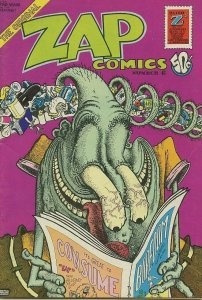ZAP COMIX #6 / 1st Printing / January 1973 / 52 pages / Apex Novelties