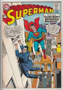 Superman #174 (Jan-65) FN/VF+ High-Grade Superman, Jimmy Olsen,Lois Lane, Per...