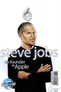Steve Jobs Co-Founder of Apple #1 VF/NM; Bluewater Comics NM.