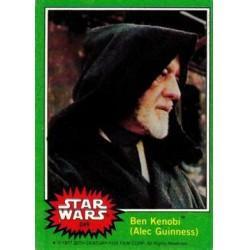1977 Topps Star Wars BEN KENOBI (ALEC GUINNESS) #249 EX/MT
