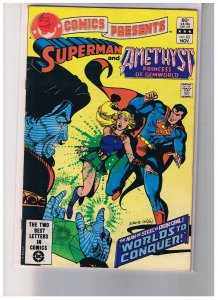 DC Comics Presents #  63