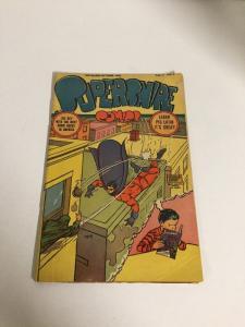 Supersnipe Comics Vol 3 No 1 Vg Very Good 4.0 1946