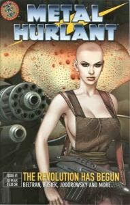 Metal Hurlant (2002 series) #1, NM- (Stock photo)