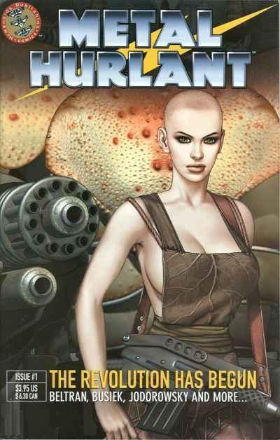 Metal Hurlant (2002 series) #1, NM- (Stock photo)