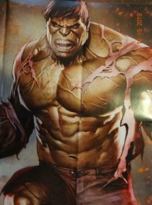 INCREDIBLE HULK Promo Poster, 24 x 36, 2011, MARVEL Unused more in our store 374