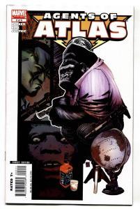 Agents of Atlas #2-2006-Gorilla Man-Comic Book