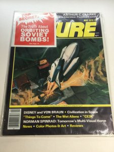 Future Magazine 2 May 1978 Sealed Nm Near Mint Magazine