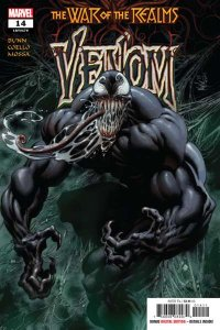 Venom (2018 series) #14, NM + (Stock photo)