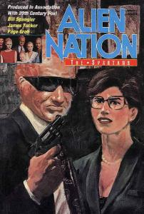 Alien Nation: The Spartans TPB #1 FN; Adventure | save on shipping - details ins