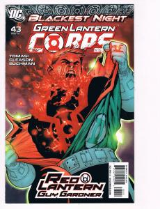 Green Lantern Corps # 43 DC Comic Books Awesome Issue Modern Age WOW!!!!!!!! S24
