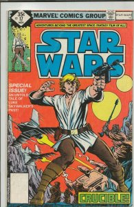 Star Wars #17 ORIGINAL Vintage 1978 Marvel Comics Luke Skywalker Diamond Variant