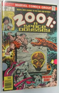 2001:A Space Odyssey #1 6.0 FN (1976)
