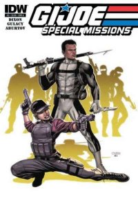 G.I. Joe Special Missions (2013 series) #2, NM (Stock photo)