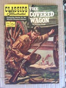 Classics Illustrated #131 (1956)