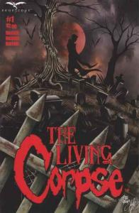 Living Corpse #1, NM (Stock photo)