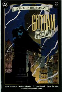 Batman - Gotham By Gaslight GN (1989), NM+ BEAUTIFUL!