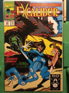 Excalibur #37 The Promethium Exchange part 1 of 3