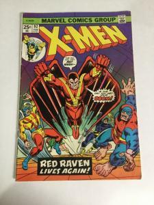 X-Men 92 Vg- Very Good- 3.5 Tracing Damage Marvel