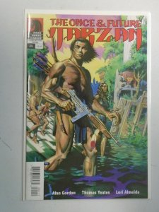 The Once and Future Tarzan #0 8.0 VF (2012 Dark Horse)