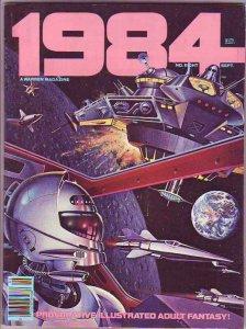 1984 # 8 Strict VF/NM- High-Grade Artist Richard Corben Alex Nino, Frank Thorne