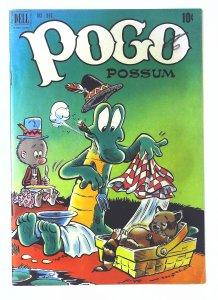Pogo Possum #7, Fine (Actual scan)